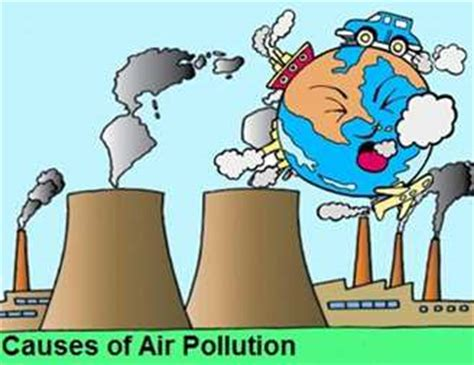 462 words free sample essay on pollution
